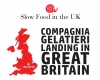 Compagnia Gelatieri will fly to Great Britain for 'Gelato in the Square'
